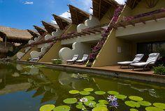 PROYECTOS - Hotel Grand Velas | PORCELANOSA Interiorismo @blunbluntv www.blunblun.com