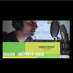 Reason - Unspoken Acoustic Cover by Kings & Priests Acoustic Covers, Priest, Music Bands, Channel, Songs, The Originals, Videos, Youtube, Song Books