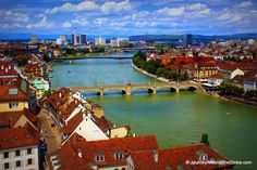 Basel is the closest Switzerland comes to having a seaport; the Rhine is navigable for decent-sized ships from this point until it reaches the North Sea in Holland. Description from thefemalecelebrity.com. I searched for this on bing.com/images