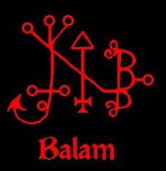 Balam Sigil