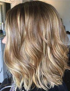 gorgeous - carmello 'bronde' hair color