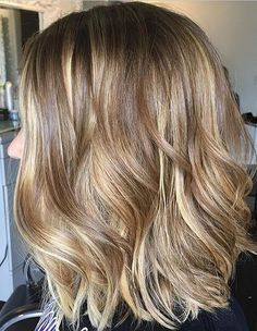 gorgeous - carmello 'bronde' hair color
