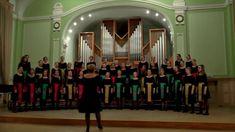 SKOWRONKI Girls' Choir - Goza mi calipso by Albert Hernández