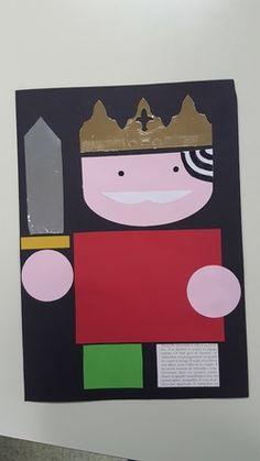 Le tout petit roi, reconstitution... Games For Kids, Diy For Kids, Preschool Activities, Activities For Kids, Castle Crafts, Medieval, Lion Craft, 2nd Grade Art, Petite Section