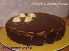 Royal chocolat-orange : petite idée de dessert pour le réveillon - Recette Ptitchef