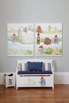 Luxury Children's Furniture & Interiors | Dragons of Walton Street | Paddington Bear
