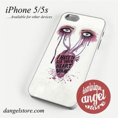 Paramore quotes 2 Phone case for iPhone 4/4s/5/5c/5s/6/6 plus