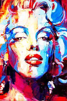 📸🎨Art Edit Of Marilyn Monroe 📸🎨🖌️ Marilyn Monroe Wallpaper, Marilyn Monroe Drawing, Marilyn Monroe Pop Art, Marilyn Monroe Portrait, Watercolor Inspiration, Inspiration Drawing, Pop Art Bilder, Pop Art Marilyn, Tableau Pop Art
