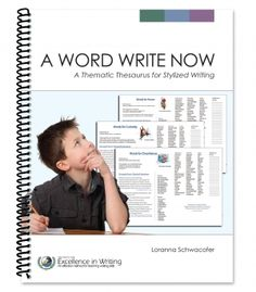 """Did you know a new edition (Third) is out for """"A Word Write Now""""?! It is beautiful!"""