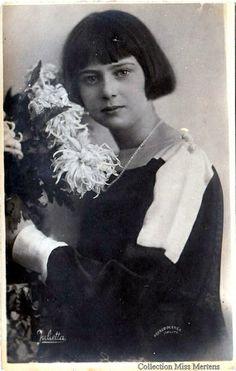 Prinzessin Ileana von Rumänien, future Arch Duchess of Austria 1991