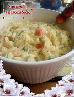 Mashed Potatoes, Ethnic Recipes, Blog, Whipped Potatoes, Smash Potatoes, Blogging