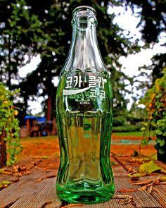 Korean Cola bottle