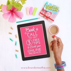 Do you remember how you felt the last time you celebrated a win in your business? Relieved? Thrilled? Motivated? What if I tell you that you can experience these great feelings again with my 3 free tips. I'm not speaking about yet another free workbook that you'll download and most likely put aside due to lack of time, not able to check out its real benefit.