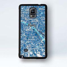 Galaxy Edge Paris Map Case France Samsung Galaxy S 6 Edge Covers 5ab46b5948509