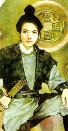 Derzhen (Abraxsis) [德珍 繪館 or Jiang Qing Yi or Der Jen], a woman-paiter, was born in 1974 in Taipei (Taiwan)