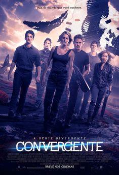 """Olá, Gorgeous! Hoje pretendo falar-vos da adaptação cinematográfica do último filme da trilogia """"Divergente"""" de Veronica Roth: Convergente Bem, é muito complicado fazer uma crítica acer…"""