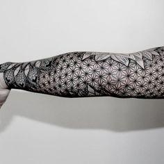 Image result for geometric tattoo filler