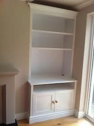 tv alcove shelf - Google Search