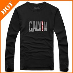 2015 New Long-sleeve T Shirt Brand Men Slim Fit Cotton O-Neck Printed Casual T-Shirts 2 Color Hot Sale!
