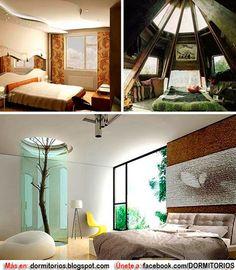 Dormitorios: Fotos de dormitorios Imágenes de habitaciones y recámaras, Diseño y Decoración: DORMITORIOS CON TRAGALUZ