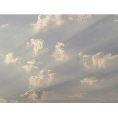 God Rays and clouds Okavango Delta Ngamiland Botswana Canvas Art - Panoramic Images (12 x 16)