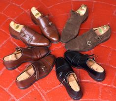 Double monk double date Tap Shoes, Men's Shoes, Dress Shoes, Dance Shoes, Double Monk Strap Shoes, Monkey Business, Oxford Shoes, Menswear, My Style