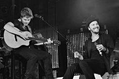 Gavin DeGraw and Billy Norris