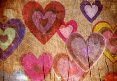 And more hearts. I Love Heart, Heart Images, Love Design, Kids Rugs, My Favorite Things, Wallpaper, Pretty, Painting, Hearts