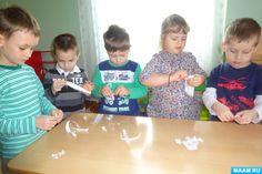 Экспериментальная деятельность детей. Опыт «Шарик-магнит». Воспитателям детских садов, школьным учителям и педагогам - Маам.ру