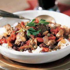 Jamaican Chicken Stew Recipe