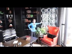 Interior Design / Luxury Penthouse Tour in High Point North Carolina PENTHOUSE OF FurnitureLand South in High Point NC. Awesome space!