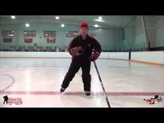 Improve Your Forward Stride: Learn to Skate Episode 5 | The Hockey Movement