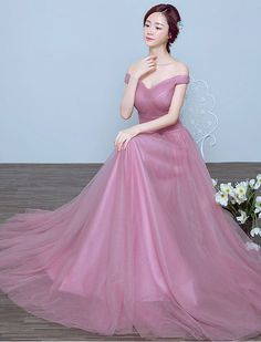 1950s Marilyn Monroe Inspired What A Darling Elegant Vintage Style Prom Dress