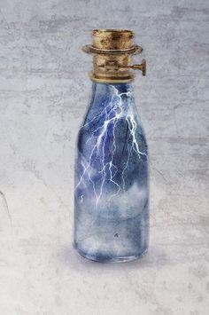 Ukkonen - Thunder