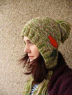 capucine hat  free pattern by malabringo yarn