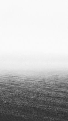 Foggy Sea ★ Preppy Original 31 Free HD iPhone 7 & 7 Plus Wallpapers