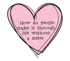Top Inspiring Quotes About Sisters & Best Sister Quotes Short Sister Bond Quotes, Cute Sister Quotes, Little Sister Quotes, Sister Poems, Little Sisters, Sister Sayings, My Sisters Keeper Quotes, Quotes About Sisters, Love Your Sister