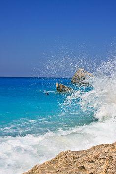 #beach #travel #greece