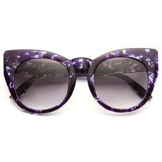 Cheap Cat Eye Sunglasses | Foxholm Chunky Cat Eye Sunglasses | BleuDame.com Cat Eye Sunglasses, Eyeglasses, Lenses, Ideas, Style, Eyewear, Swag, Glasses, Eye Glasses