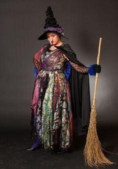 wicked witch in shrek the musical - Google Search