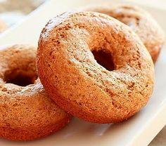 Apple Cider Baked Doughnuts