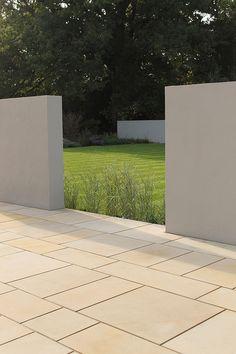 Wilson McWilliam Chorleywood Garden nice walls