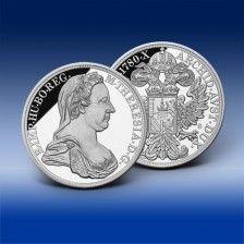 """Replika ražba """"Tolar Marie Terezie"""" Czech Republic, Coins, Personalized Items, Bohemia"""