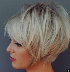 60 gorgeous long pixie hairstyles l o c k s pinterest for Modele de coupe de cheveux 2017 sylvie tellier