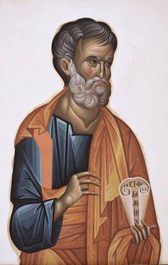 L'image contient peut-être: 1 personne Byzantine Icons, Orthodox Icons, Color Theory, Saints, Religion, Images, Princess Zelda, Statue, Fictional Characters
