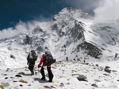 K2 (from Cina Side)