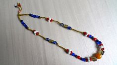 Amare Necklace by neliyo on Etsy, $12.00