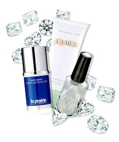 Find your birthstone beauty product - April (Aries & Taurus)