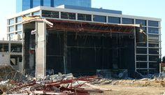 Tearing down the UA Cine