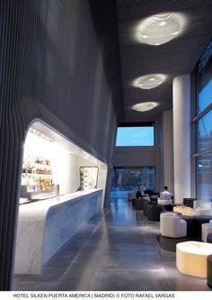 Hotel photos: Hotel Silken Puerta América Madrid : Marmo Bar